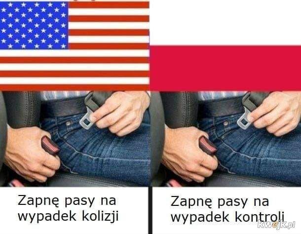 Różnica między krajami