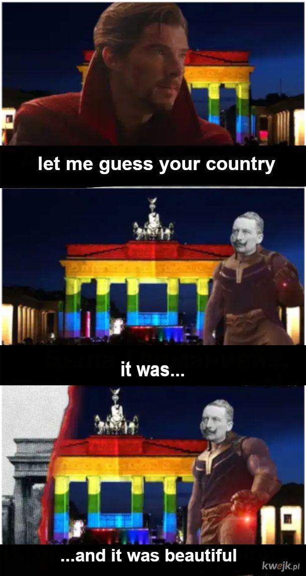 Niemcy kiedys