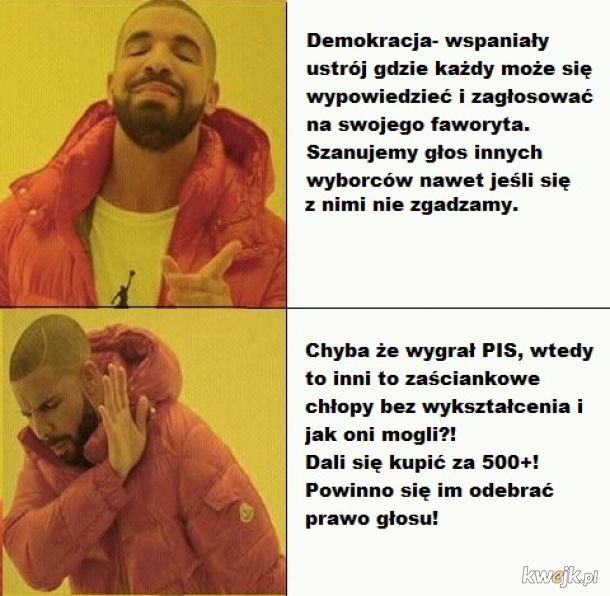 Typowy demokrata