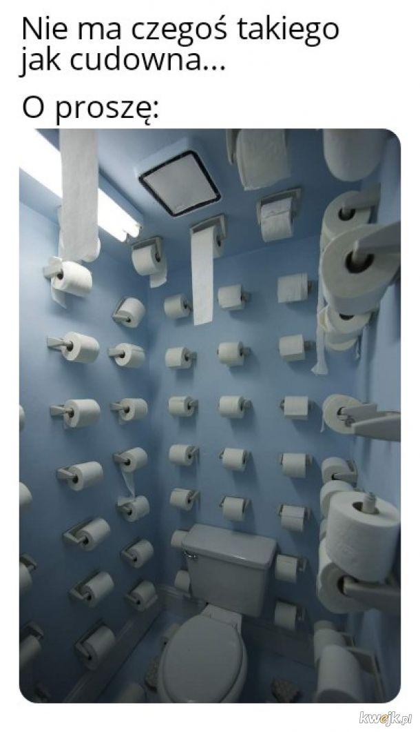 Cudowna toaleta nie ist...