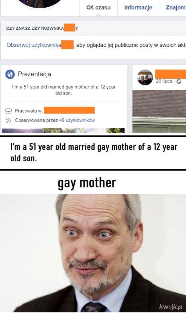 Matka gej