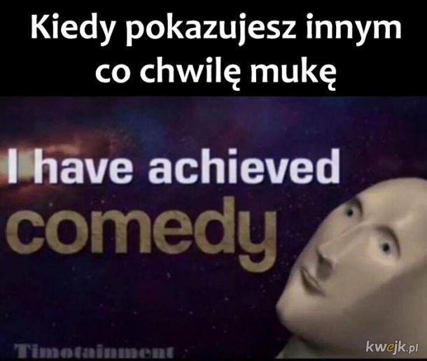 Świat komedii