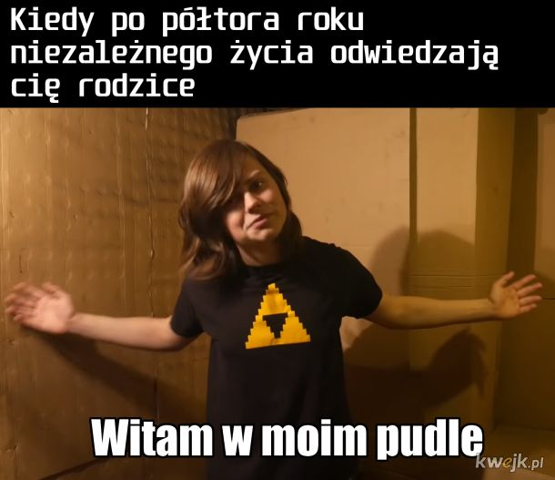 WITAMY W PUDLE