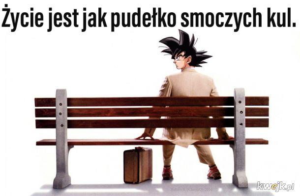 Goku Gump