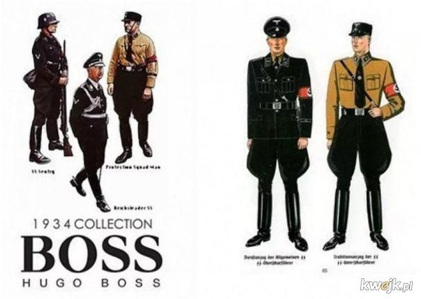 Kolekcja BOSS z 1934