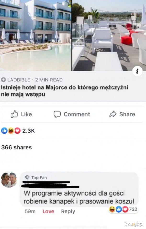 Hotel na Majorce