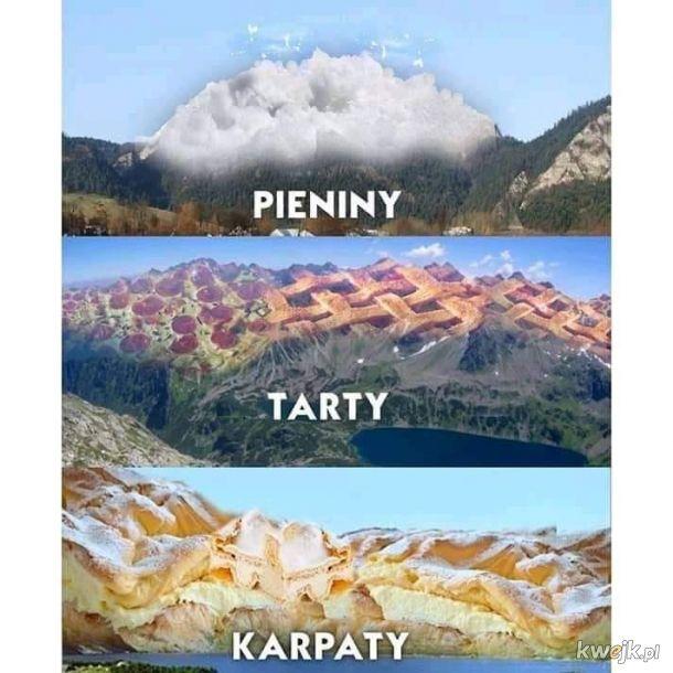 Piękne góry nasze