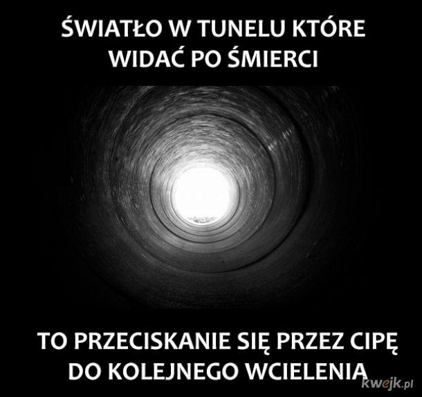 Światło w tunelu