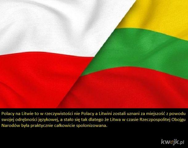 Polacy na Litwie