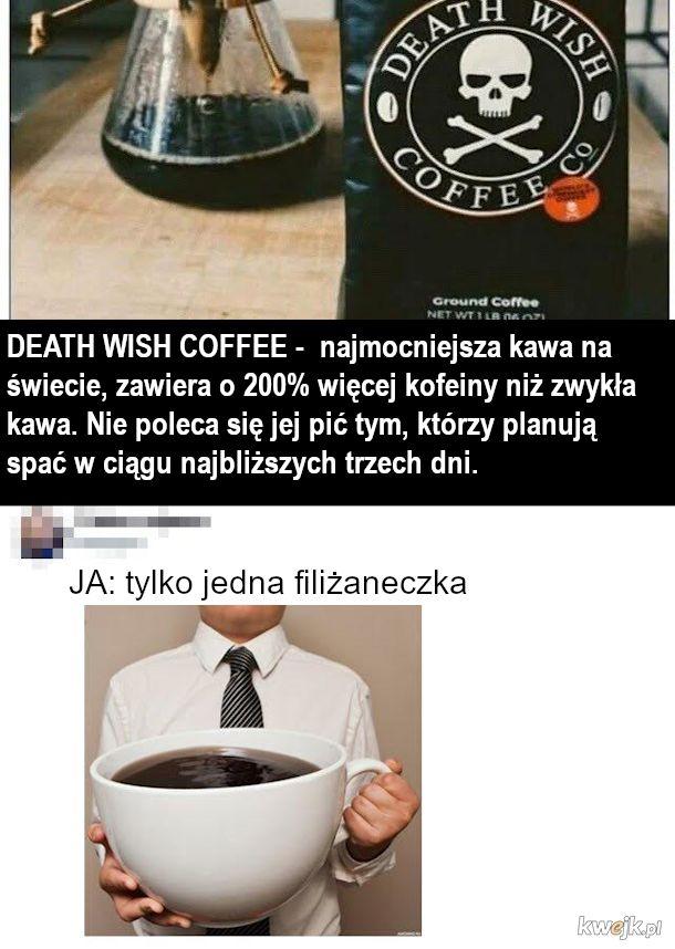 Super mocna kawa