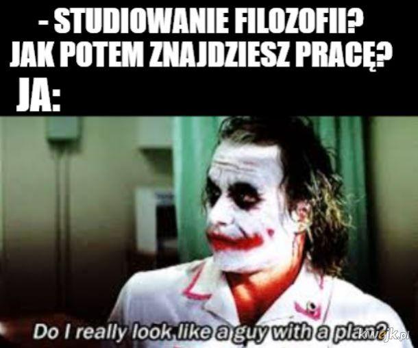 Studiowanie filozofii