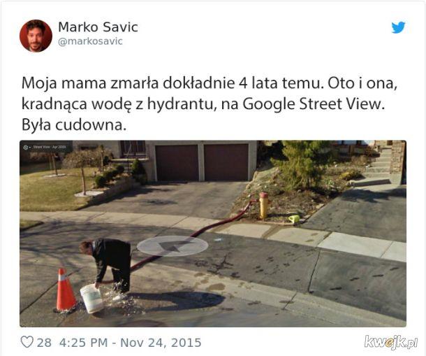 Ludzie, którzy znaleźli swoich bliskich i zwierzaki w Google