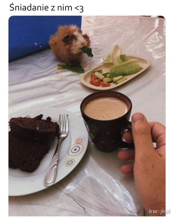 Śniadanie z najlepszym