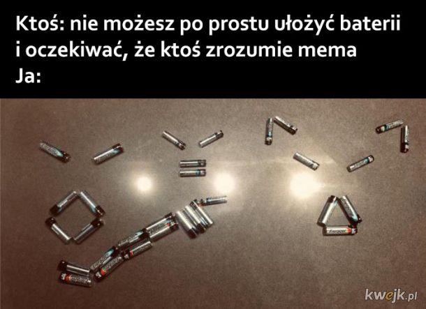 Mem z baterii