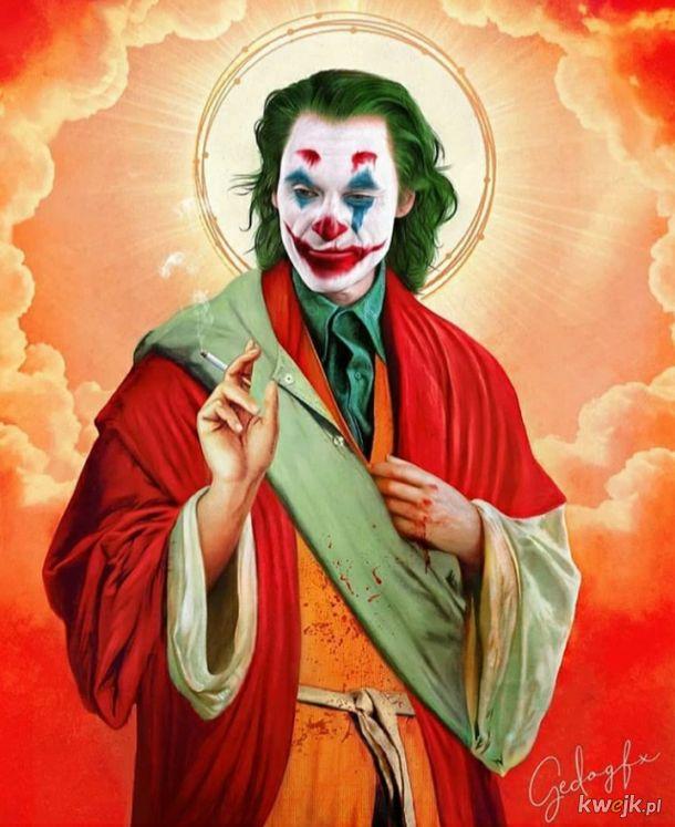 Niech was Joker błogosławi