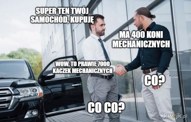 Super ten twój samochód