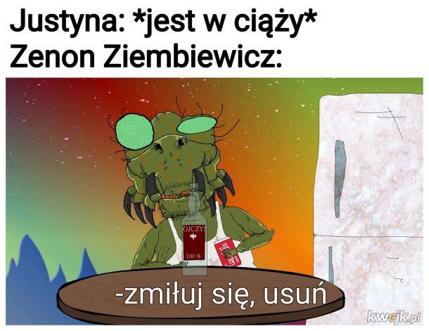 Granica streszczona w memie