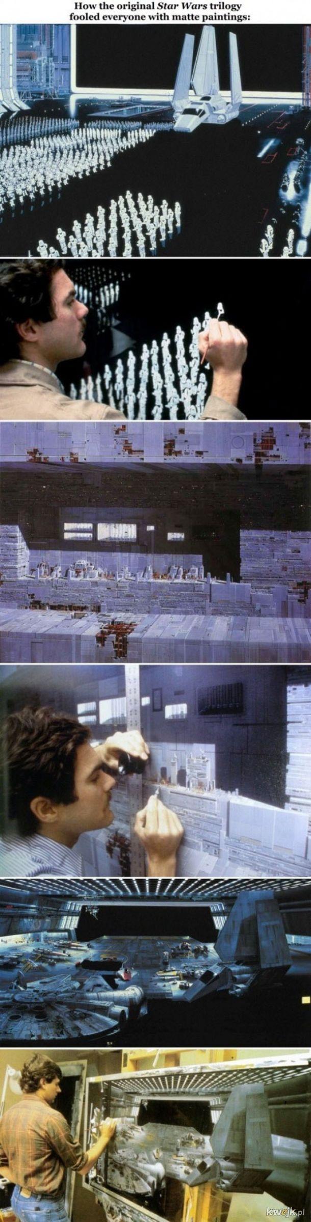 Tworzenie Star Wars