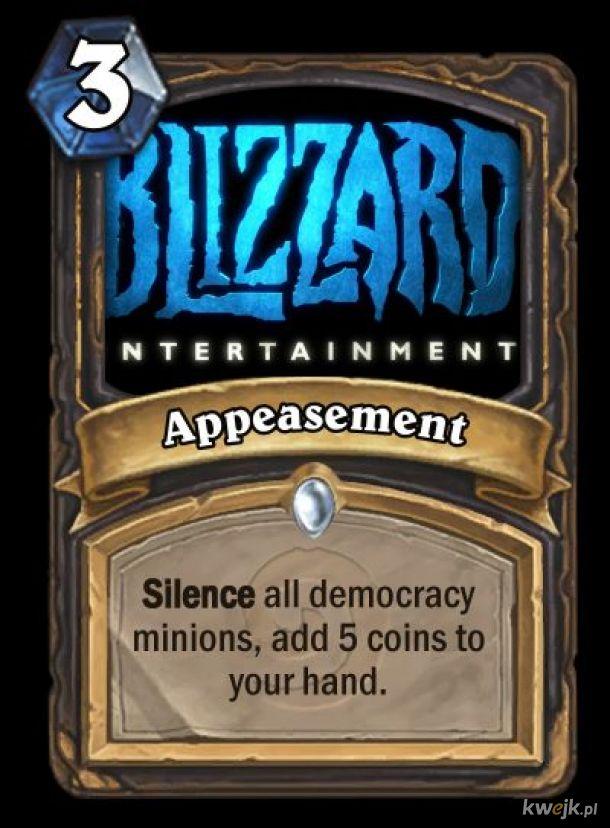 Blizzard...