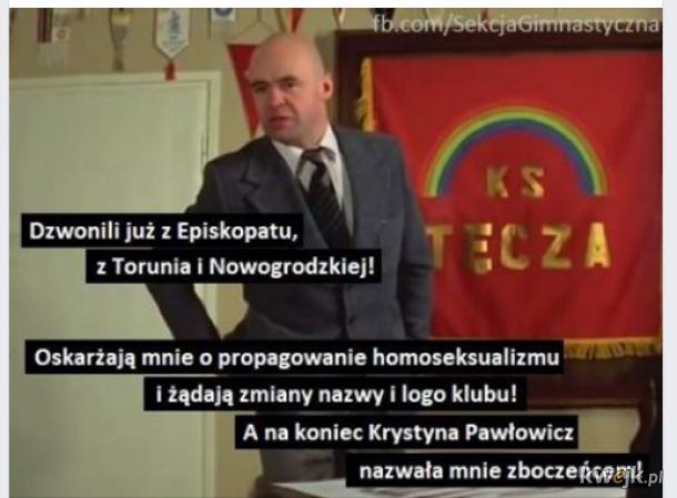 Prezes Ochódzki ma przerąbane!