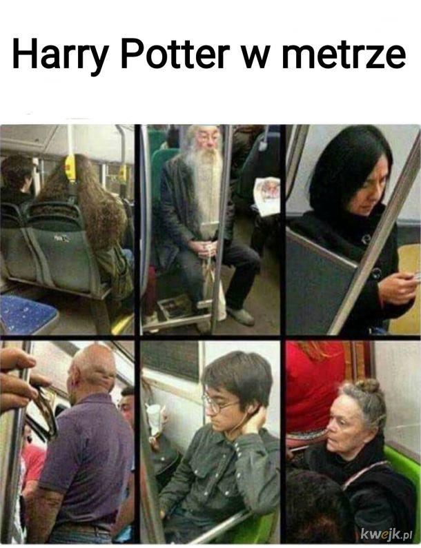 Harry Potter i transport publiczny
