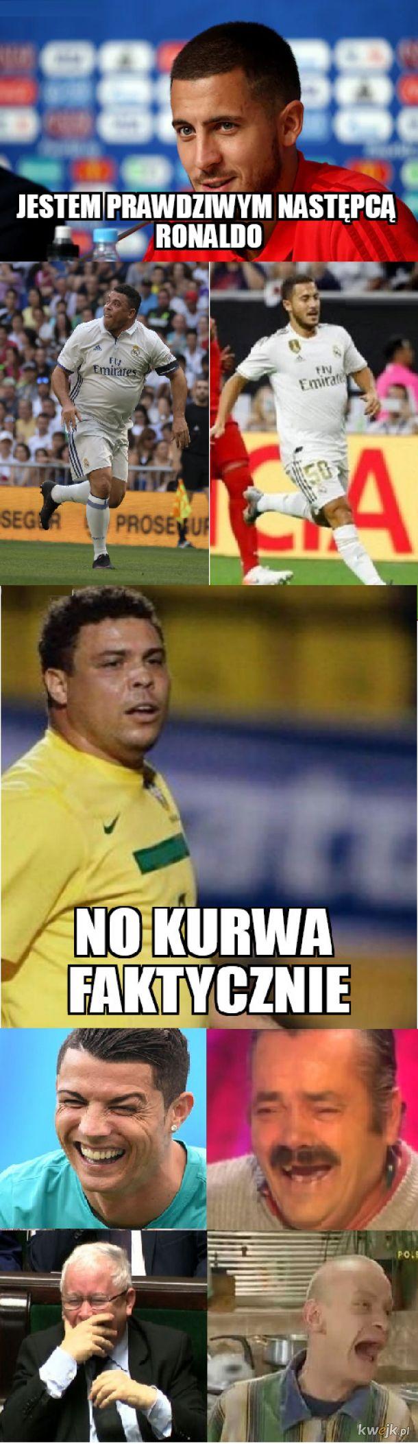 Następca Ronaldo