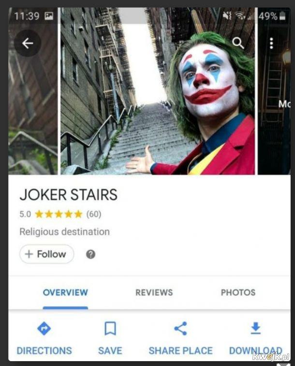 Popularne memy inspirowane filmem Joker