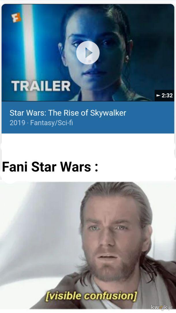 Nowe star wars...