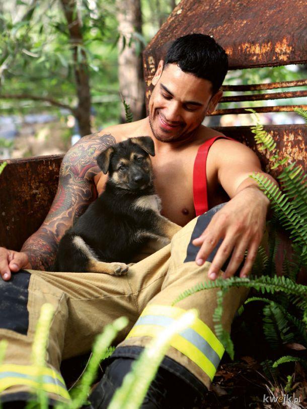 Australijscy strażacy pozują do kalendarza. A to wszystko w celach charytatywnych, obrazek 10