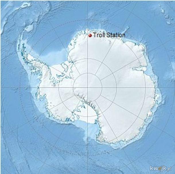 Dobry internet macie na tej Antarktydzie