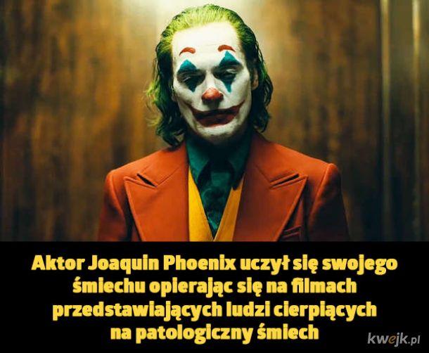 "Porcja ciekawostek na temat filmu ""Joker"""