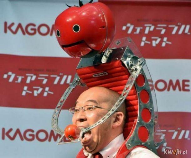 Tymczasem w dalekiej Azji dzieją się rzeczy dziwne lub pomysłowe