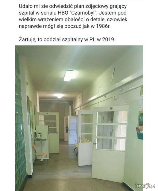 Szpital pełen wspomnień