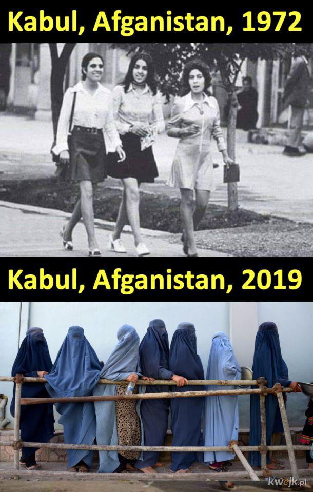 Kabul. Burki. Strach. Cały czas.