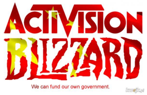 Nowe logo Blizzarda