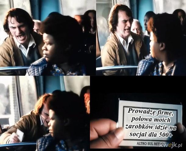 Proszę oddać karteczkę