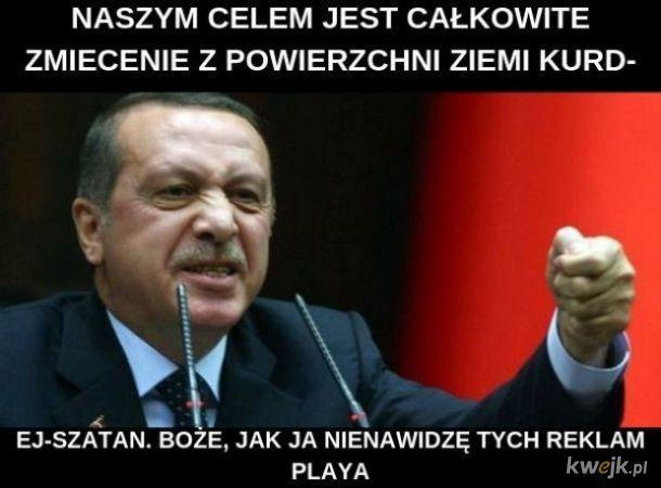 Recep Tayyip Erdoğan i Kurdowie