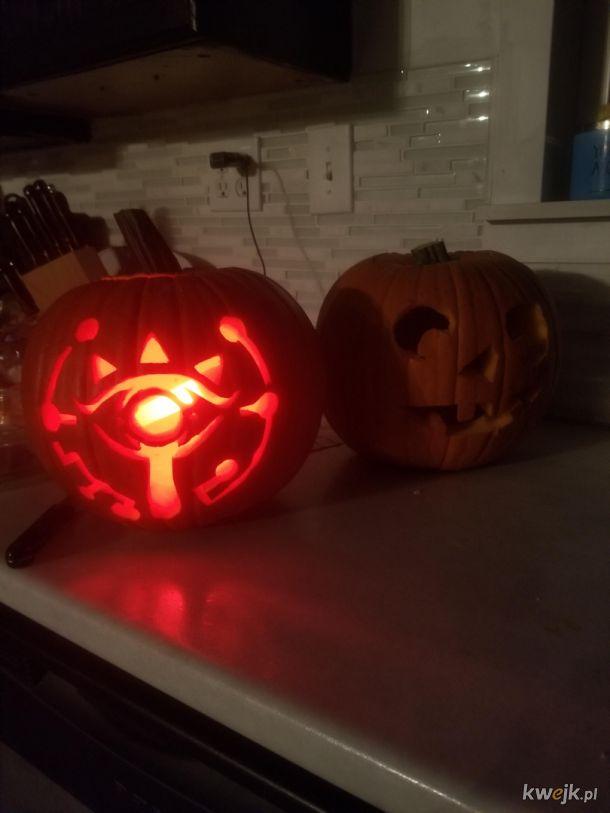 Najbardziej pomysłowe dynie na Halloween