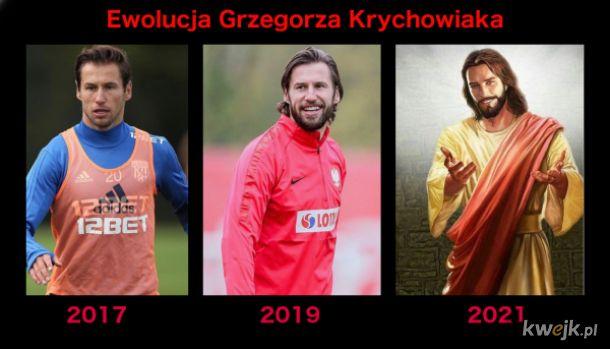 Grzesiu Krychowiak