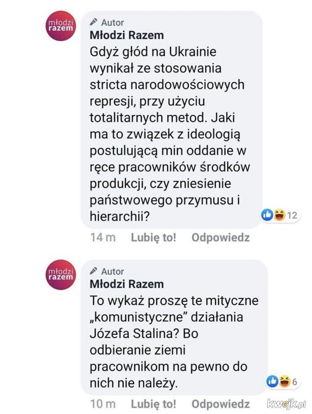 """""""Nie był prawdziwy komunizm""""  odcinek milionowy"""