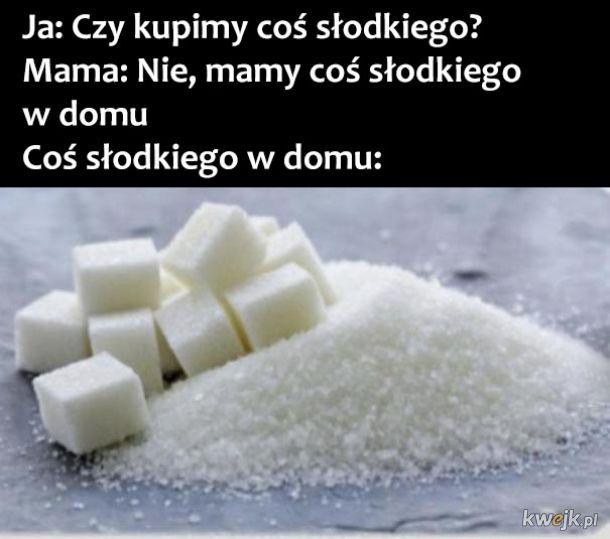 Coś słodkiego