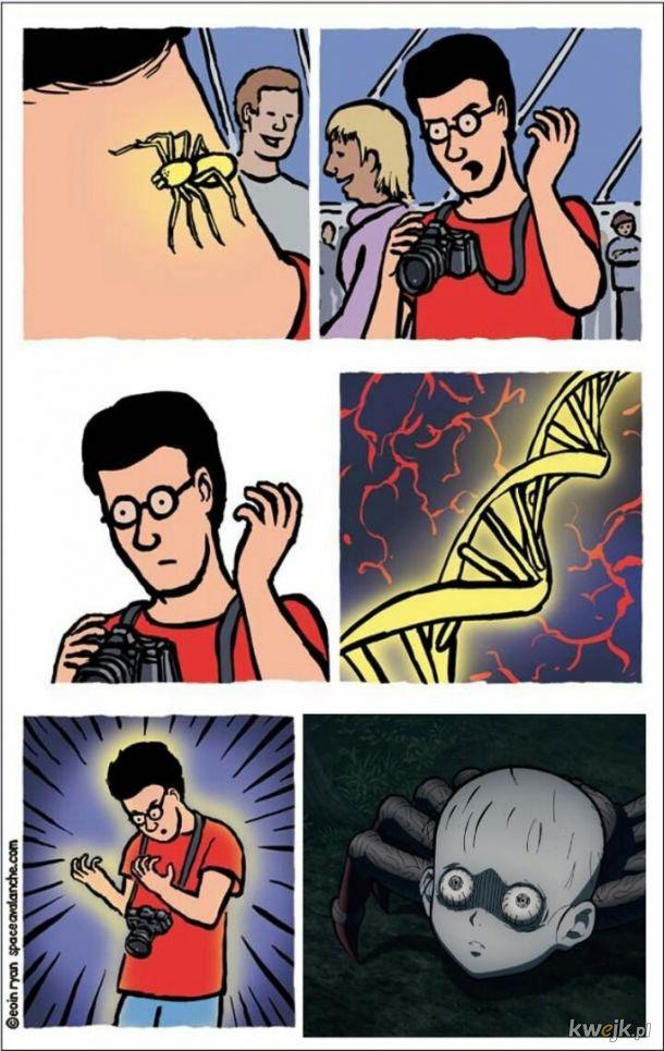 Mutacja superbohatera