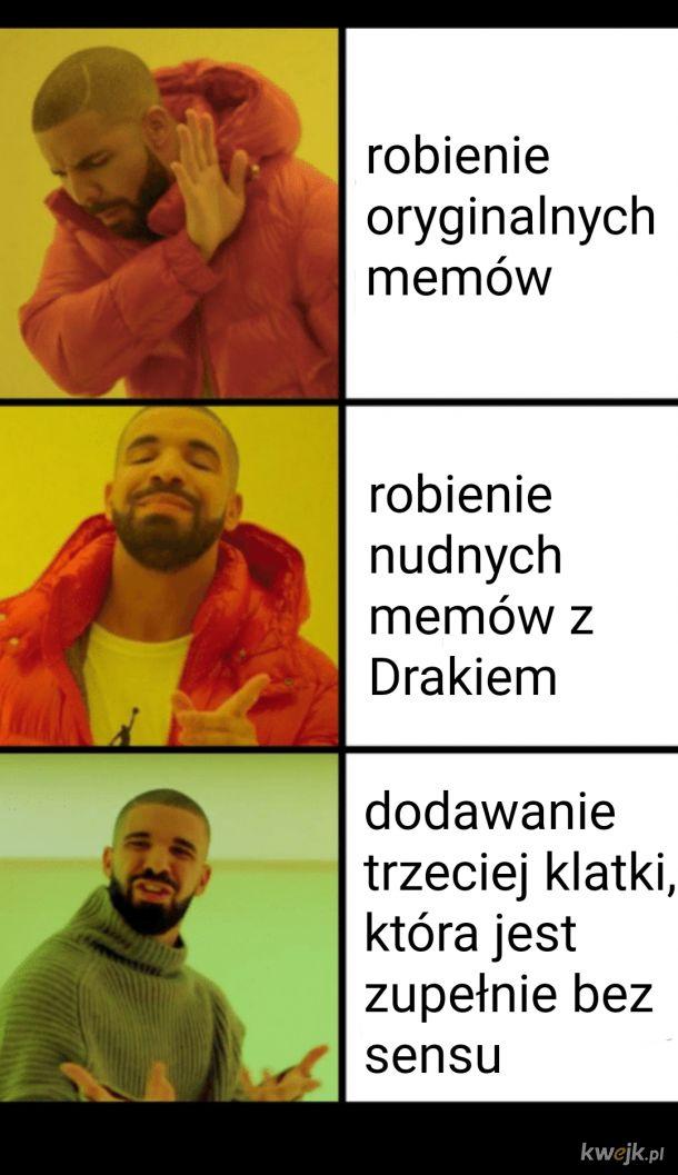 Drake, Drake, Drake