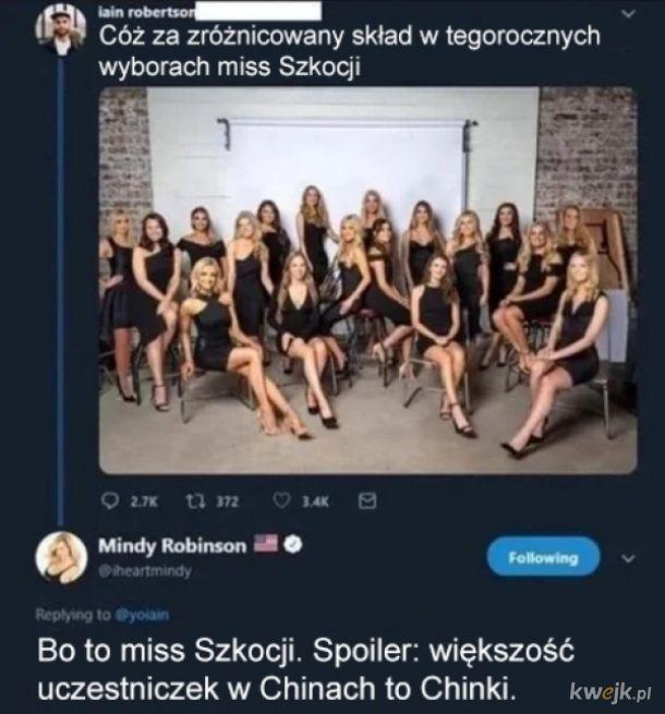 Wybory miss w Szkocji