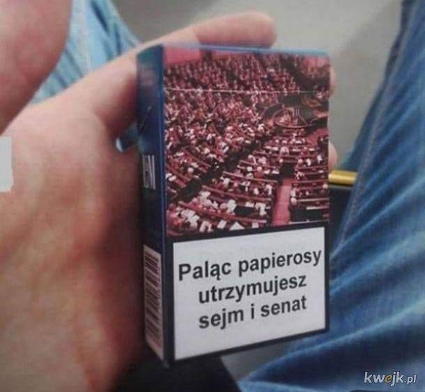 Pora rzucić fajki