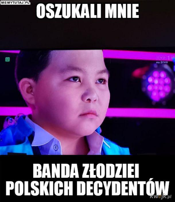 Tymczasem na Eurowizji