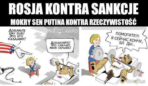 Polityczna satyra zza Buga