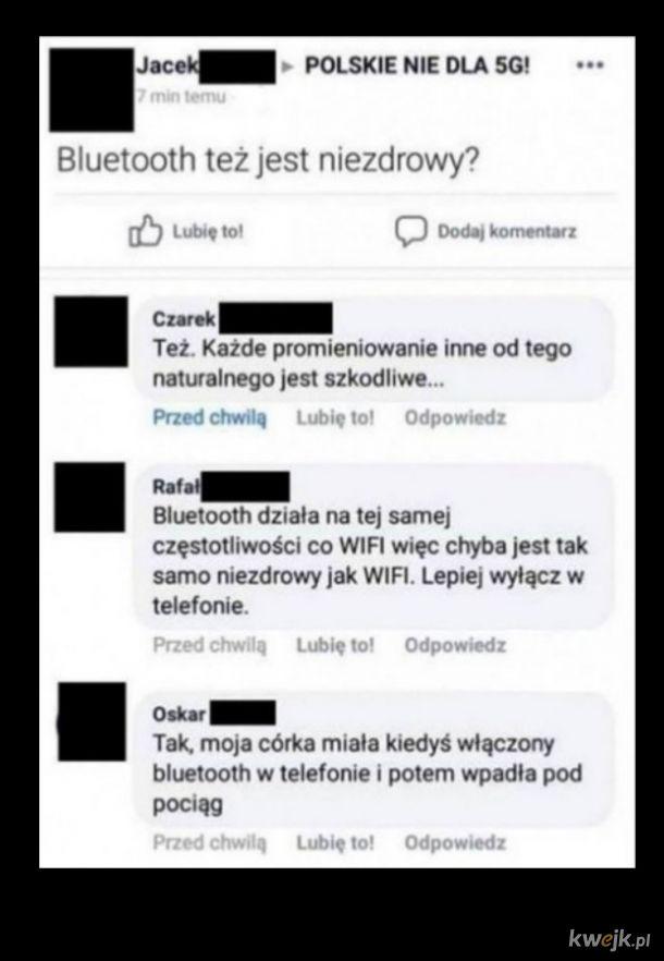 Bluetooth samo zło...