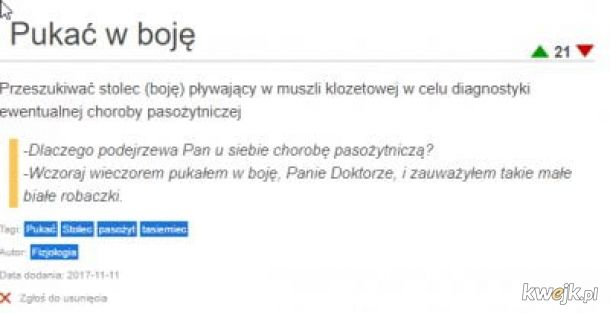 Słownik miejski na dziś