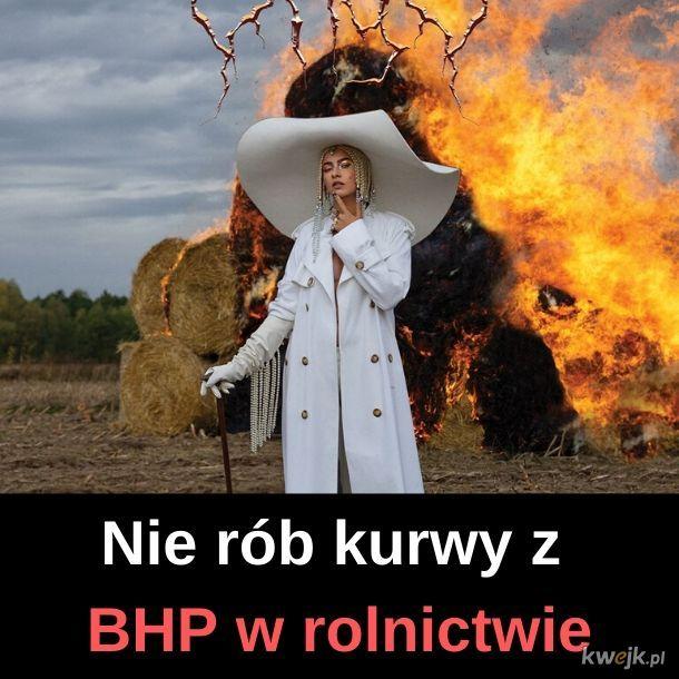 BHP w rolnictwie